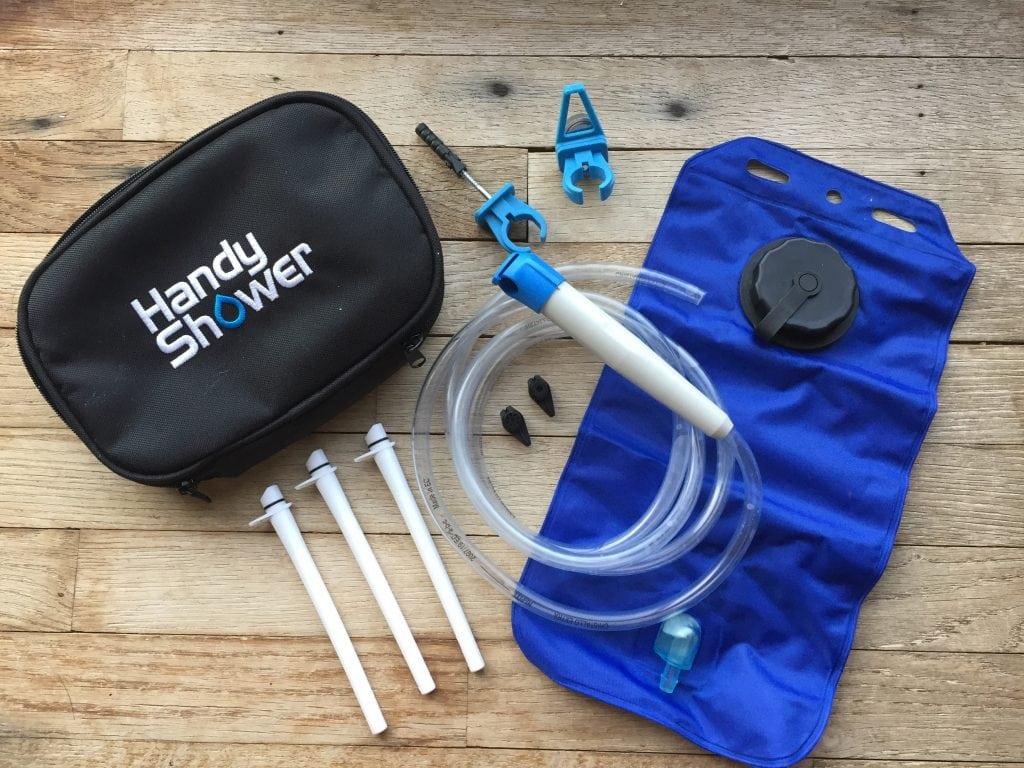 Handy Shower review | Outside Vibe Photography